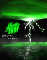 STORM Mountain Dew Green Label by MTZ-303