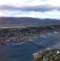 Central Tromso - No. 1 by bisi