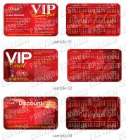 Vip Card Design Vector Free Download