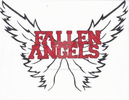 Fallen Angel by UnbrokenSaviour