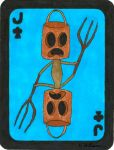 Pooty The Jack of Clubs by 12jack12