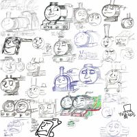 Upon the Island of Sodor 6 by RKPiratedrawer