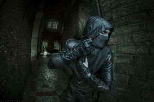 Garrett Thief cosplay #5 by Venen