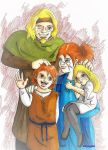 Family Portrait by BethH1994