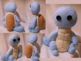 Squirtle ~Sold~ by FuzzyAliens