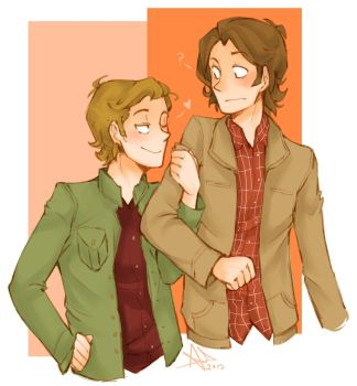 SABRIEL by Life-Writer