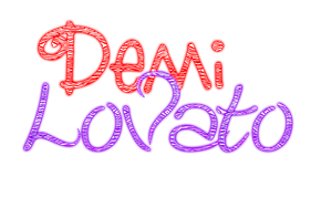 texto png demi lovato by forevervampiresexy