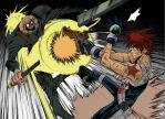 Outlaw Star Manga: in Color 1 by NewtypeS3
