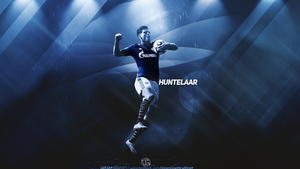 Huntelaar by dreamgraphicss