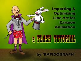 Importing Lineart for Cartoons by rapidograph