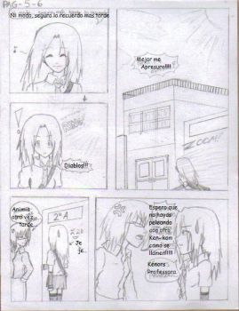 PAG 4 MG El Reencuentro by AnimiaAnime