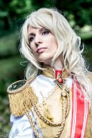 Rose of Versailles - Gala Uniform by LadyMascetti