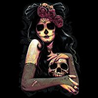 Dama De La Muerte by Geno75 by Design-By-Humans