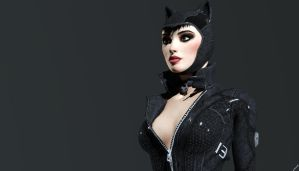 Catwoman BAC by Rescraft