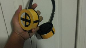 Original design headphones by Higaru