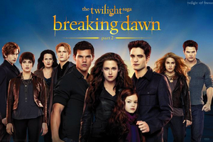 Breaking Dawn part 2 poster by flower94