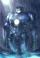 Gypsy danger by ManiacPaint