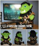 A Cute and Cuddley Thrall by Asphydel