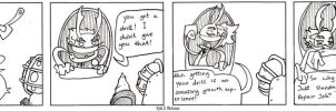 Bioshock comic: 32 by bluemage13