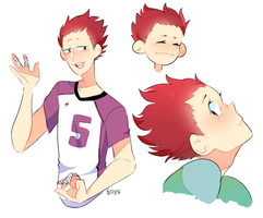 tendou by 6oys