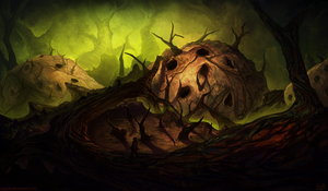 Fissure of Decay by Razowi