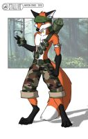 Forest trooper by Stallivo