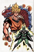Dragon Ball Z by bukshot