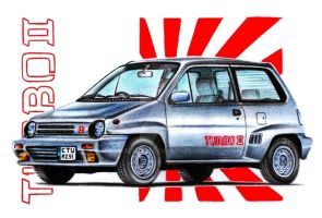 Honda City Turbo II by Arek-OGF