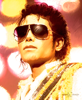 The Real King Of Pop by AdemDesign