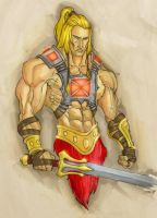 He-man Concept by GavinMichelli