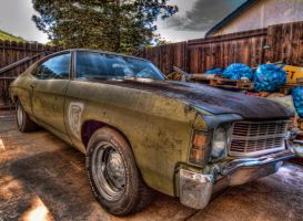 '71 Chevelle HDR by Doogle510