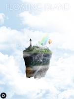 Floating Island by D0MY