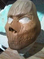 Clay Mask Final by foxdog77
