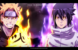 Naruto 650 - Let's finish this by SilverCore94