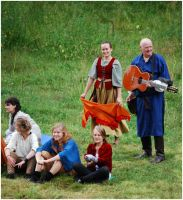Festival Folk by Eirian-stock