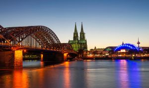 Cologne - Green cathedral by roman-gp