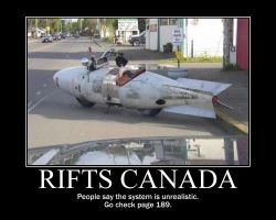 Rifts Canada Poster by tomthefanboy
