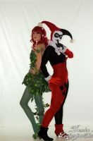 Japan Expo 2012 - Poison Ivy, Harley - 0090 by dlesgourgues