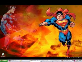 Superman power by kon-el