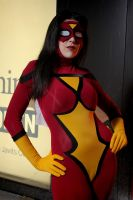 The Spider Woman by miss-kitty-j