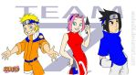 Naruto: Team 7 - my style by Aeolus06