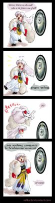Mirror --FULL VIEW PLEASE by nillia
