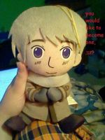 my Russia plushie by eekoh472