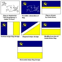 Pern Flag Designs by AMCAlmaron