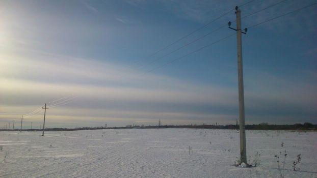 Cold Electricity Way by zhe-holti