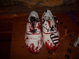 Angelspit+Emilie Autumn Shoes by demonmilk