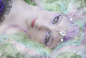 The Fairy Queen by CelticStrm