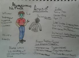Aron ref by stormtrooperguy5505