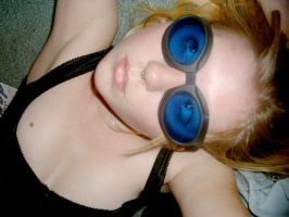 Blue oculars by Tigerlily-Stock