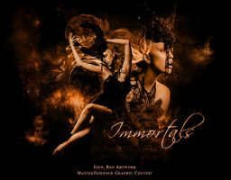 Immortals by shadowabuk
